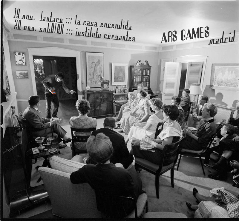 flyer ars games
